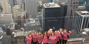 261 Fearless charity runner NYC Marathon Application