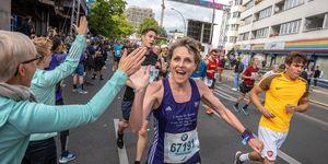 261 Fearless Charity Team Marine Corps Marathon Runner