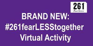 261 Fearless Virtual Meet Run Announcement