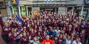 261 Fearless Boston Marathon Team