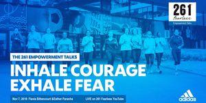 Empowerment Talks 261 Fearless