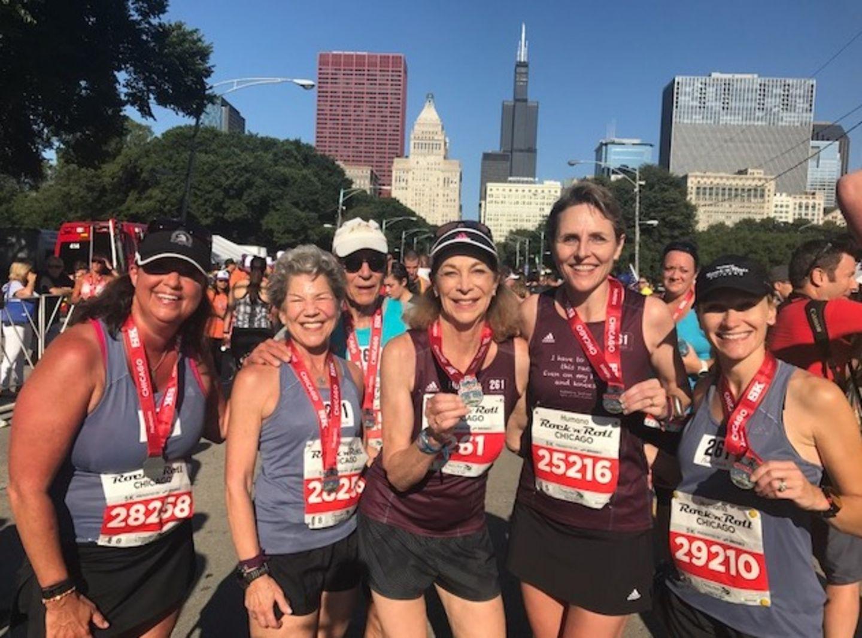 Marathon - Team - 261 Fearless