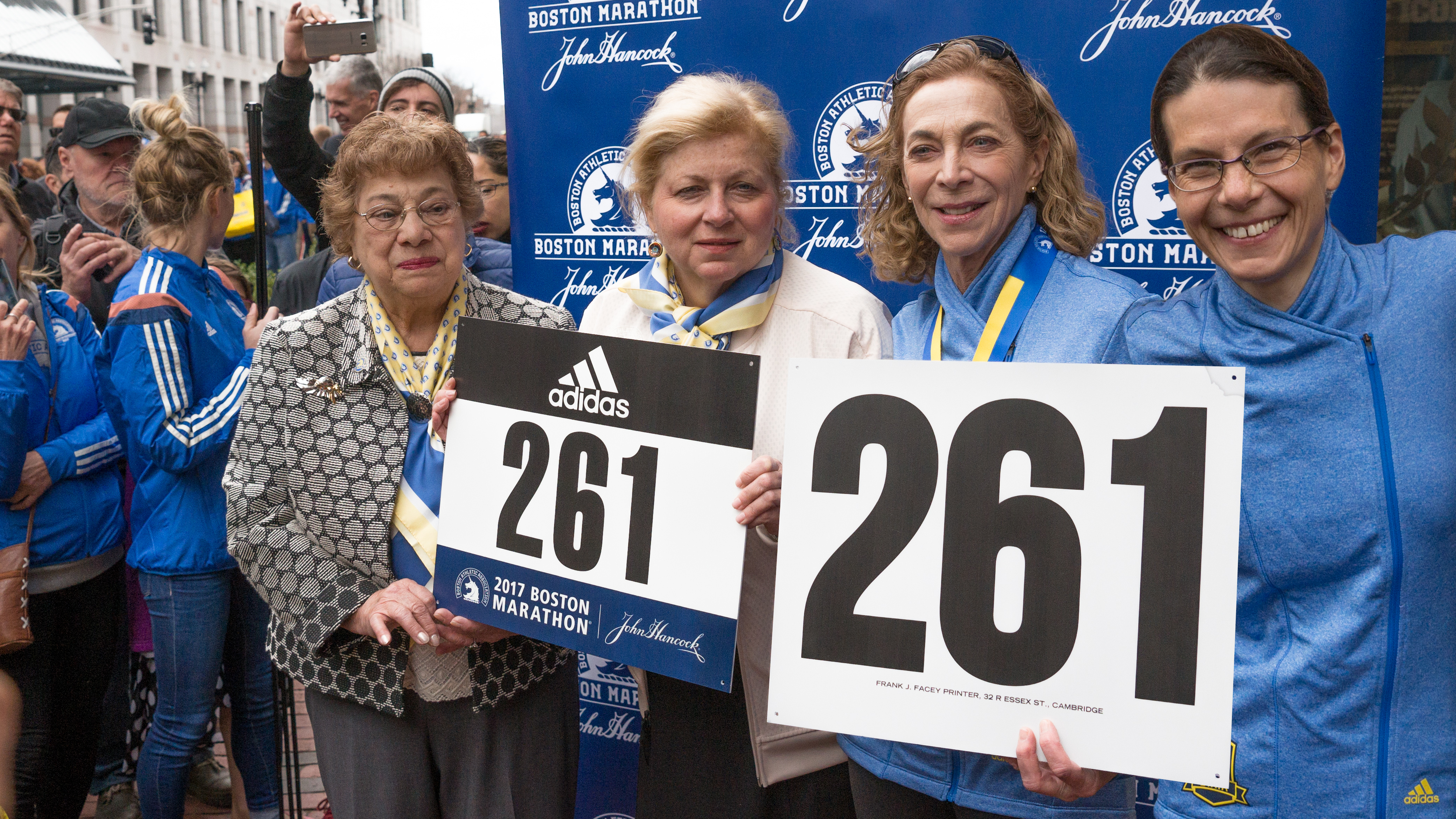261 Fearless at the marathon