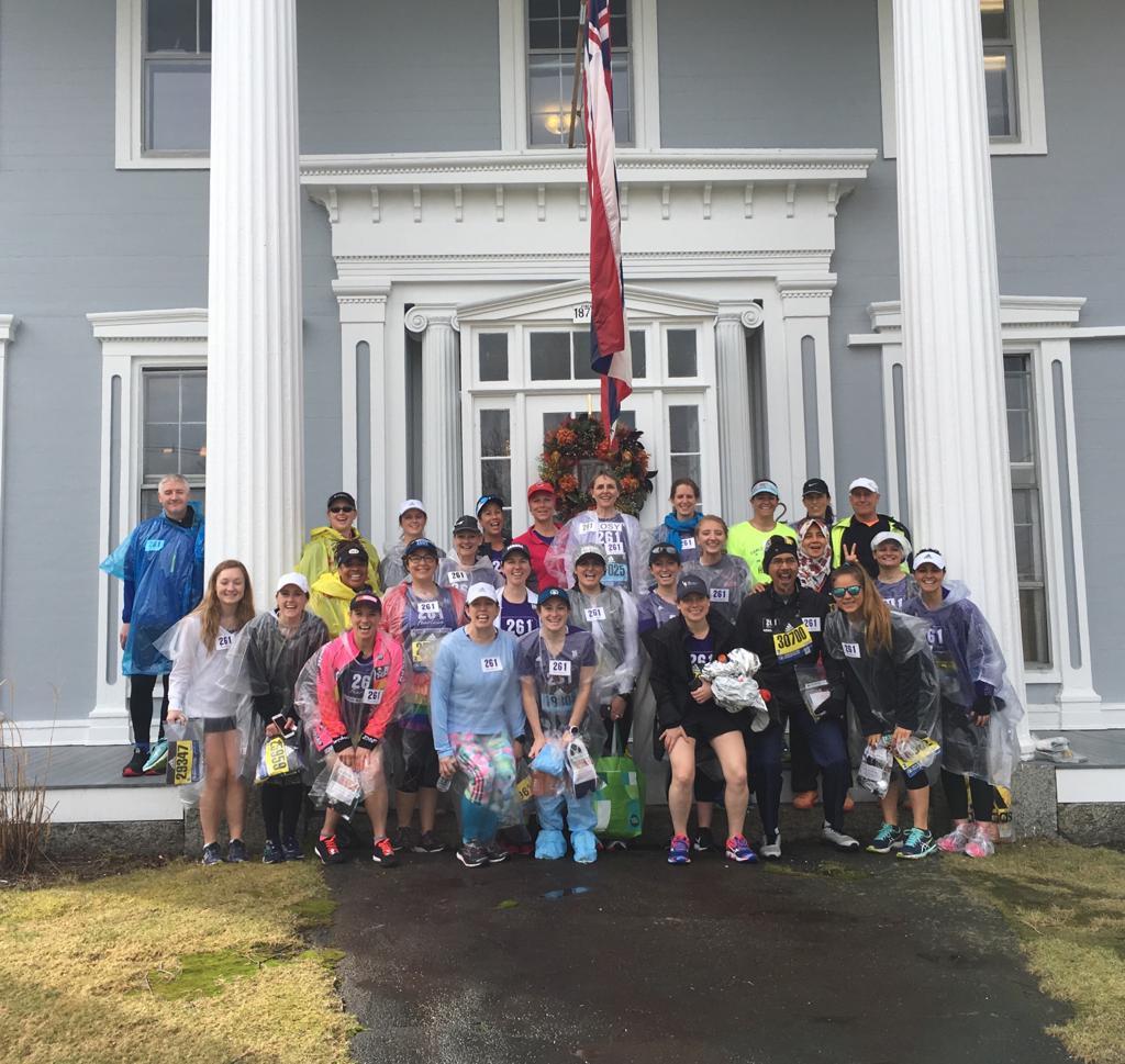 261 Fearless Marine Corps Marathon – Washington DC Running