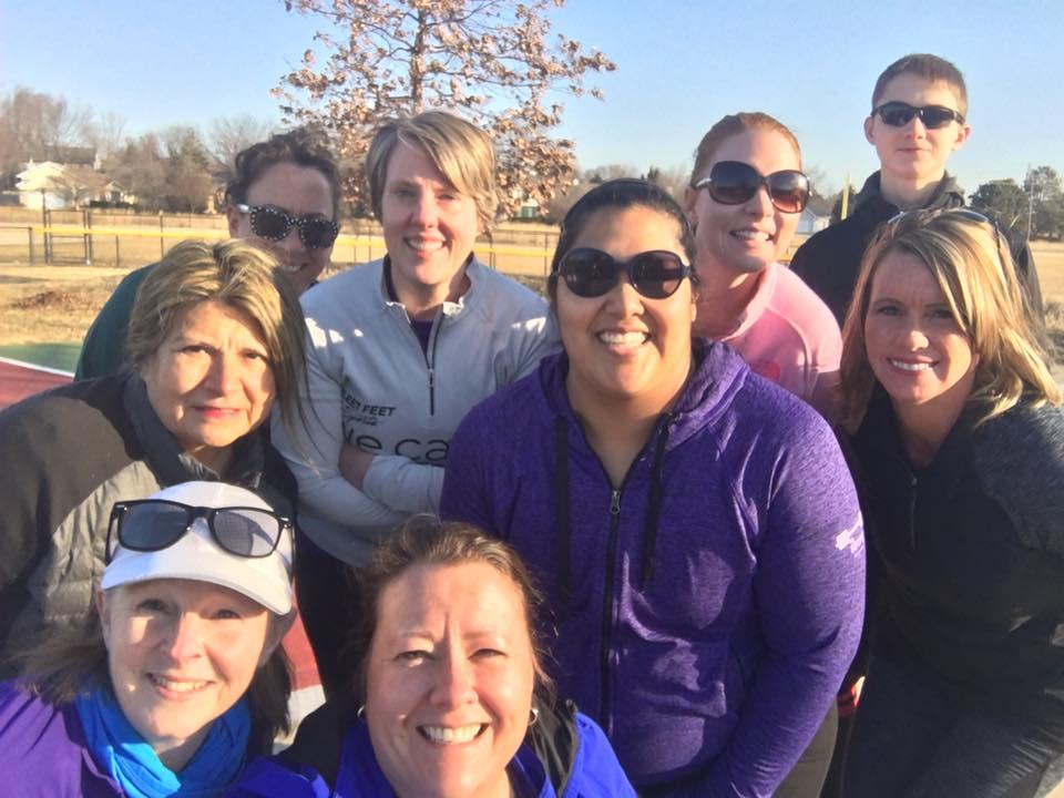 Running Club - Team Bloomington - 261 Fearless