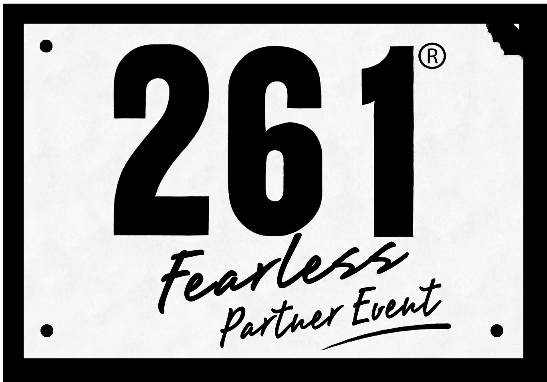 Logo 261 Fearless Partner Event
