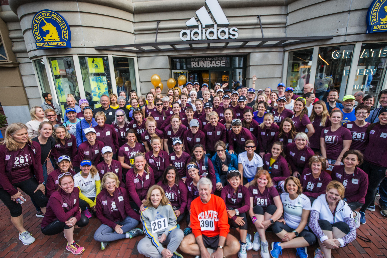 Running club - Big Team foto - 261 Fearless