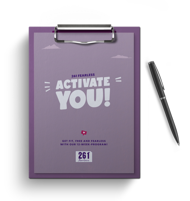 workbook for the 12 week program - activate you