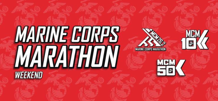 Marine Corps Marathon Virtual Running 261 Fearless