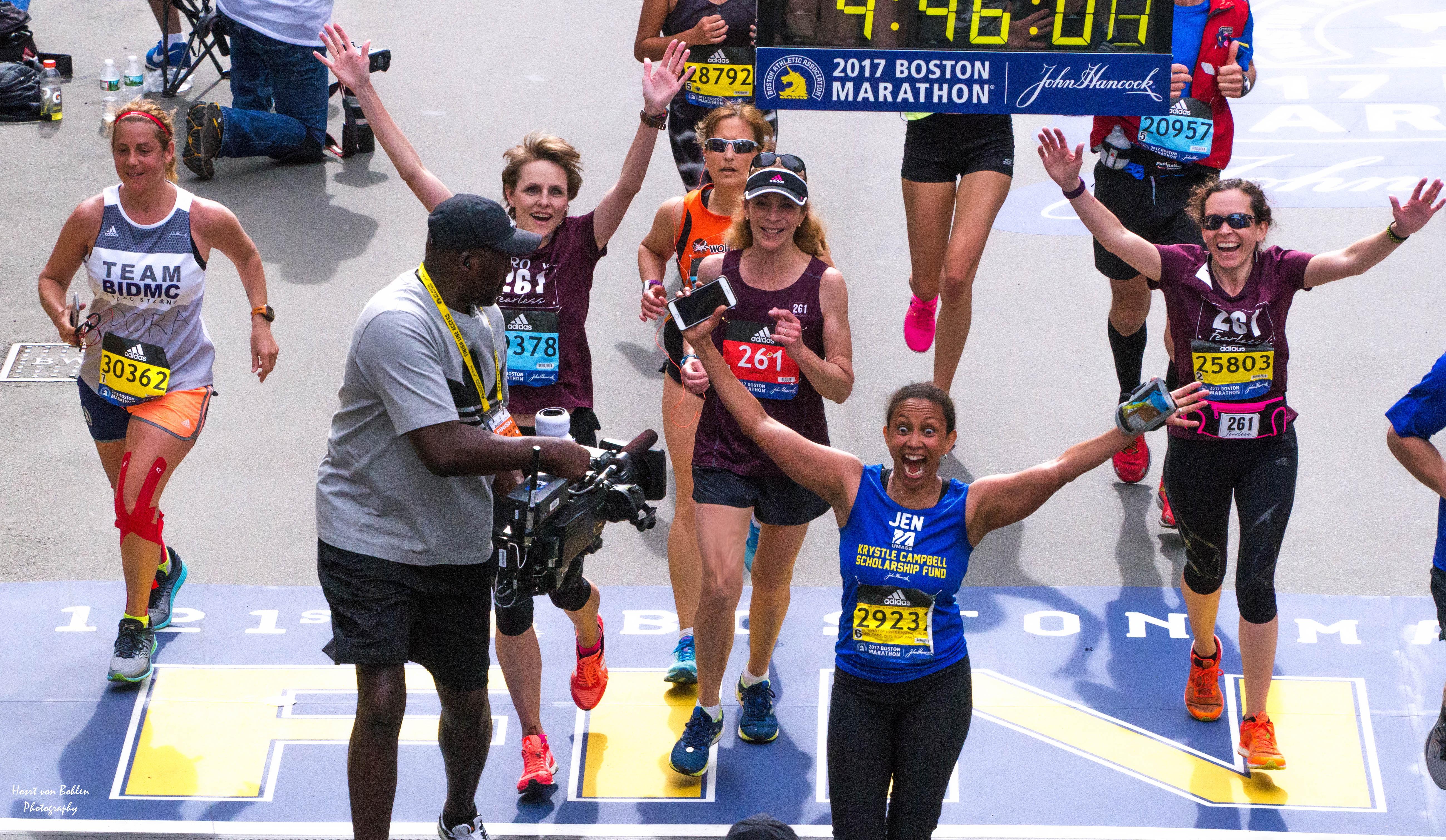 Running Event - Goal - Women
