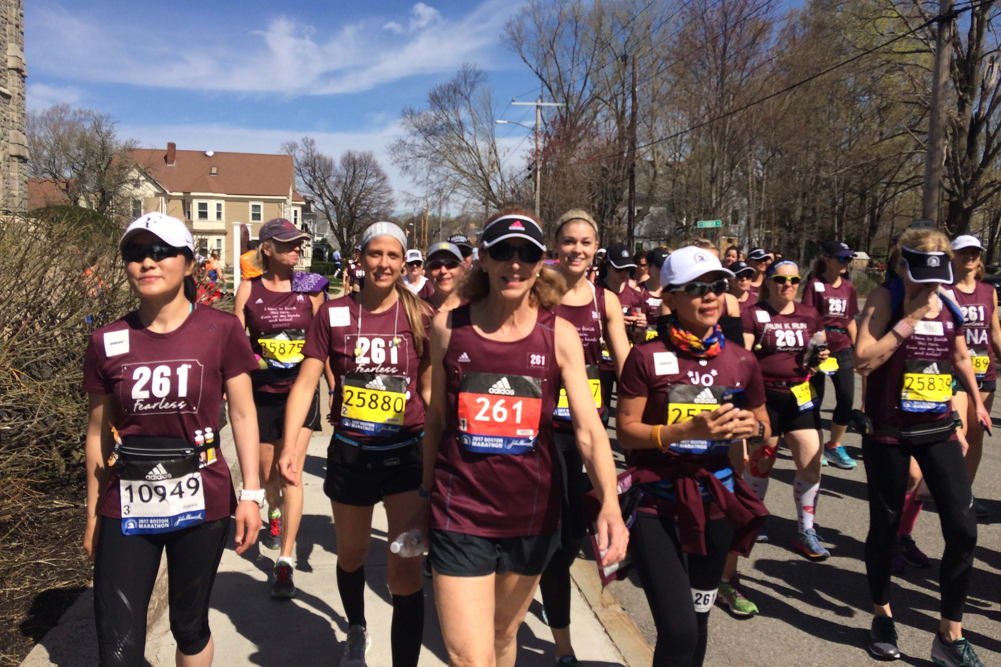 Event - 261 Fearless running club