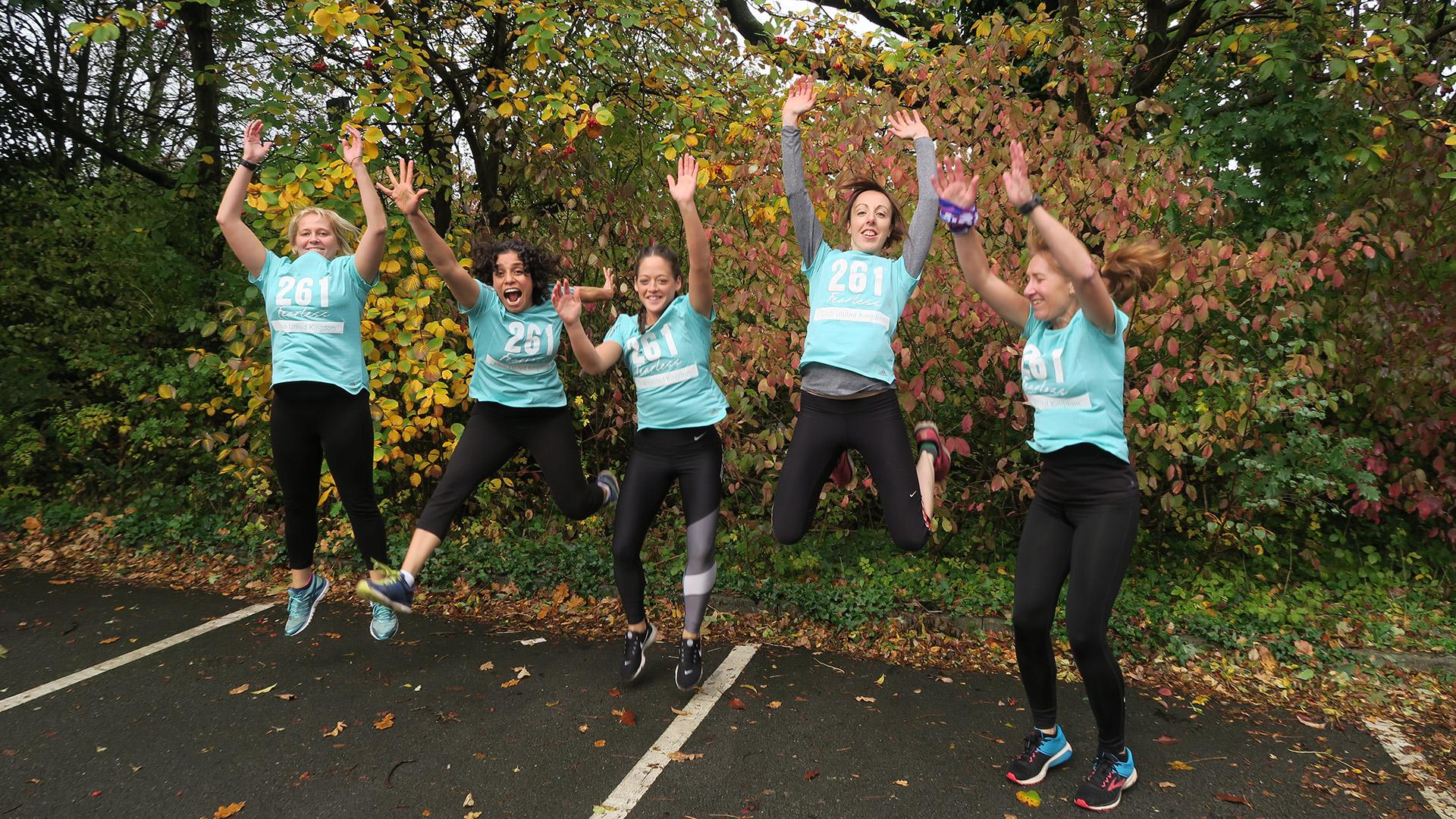 Train the Trainer Fun UK 261 Fearless