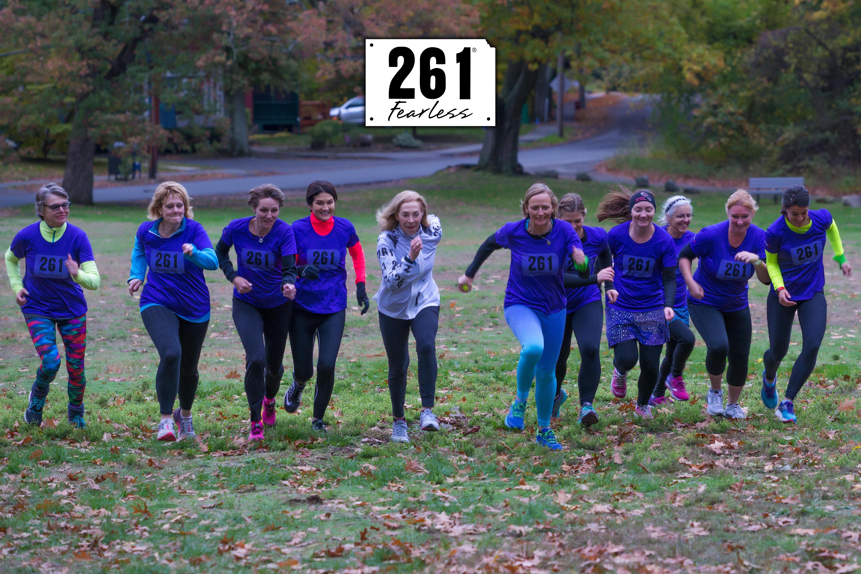 3,2,1 Start - Run - women - 261 Fearless