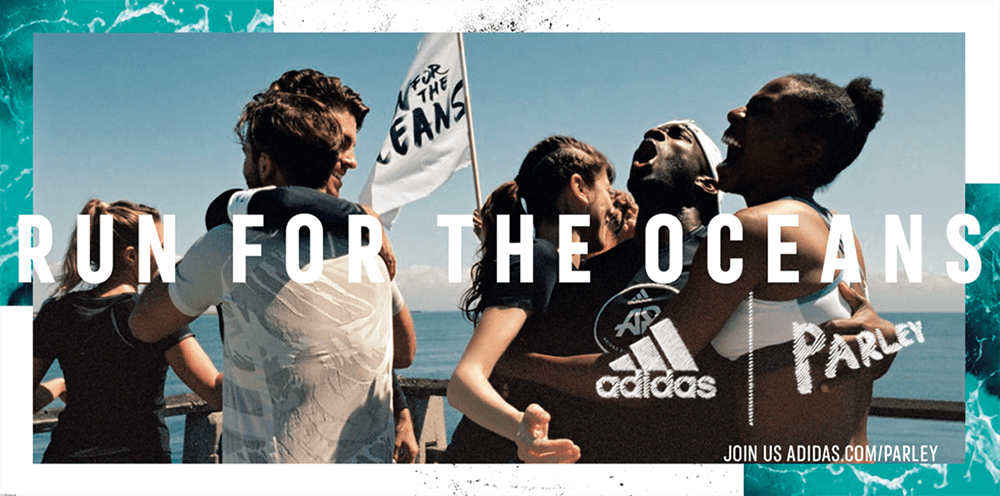 261 Fearless Ocean Adidas Run
