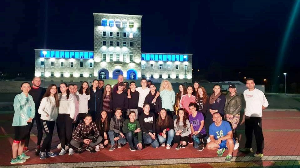 Run the World Challenge Tirana 261 Fearless