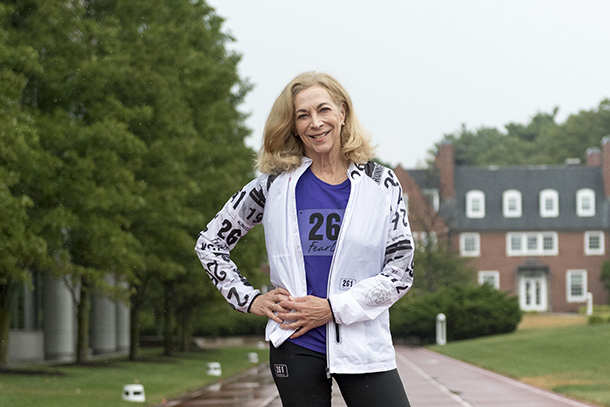 Kathrine Switzer Boston Marathon